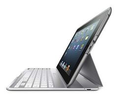 Gadgets: iPad keyboard case wars: Belkin fires back with the Ultimate Keyboard Case - via TUAW
