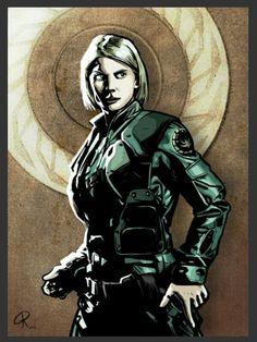 Badass women of sci-fi
