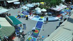 Matala Beach Festival 2016 - Street Painting