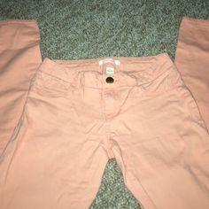 Peach colored jegging! Peach colored jegging. Pants Skinny