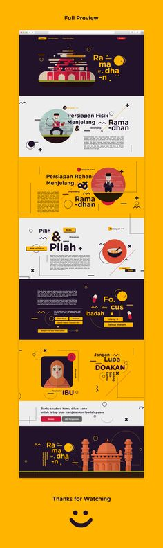 Marhaban Ya Ramadhan on Behance