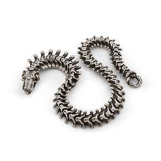 Mens Gold Jewelry, Skull Jewelry, Silver Jewelry, Bone Jewelry, Silver Ring, Snake Jewelry, Silver Earrings, Vintage Jewelry, Bracelets For Men