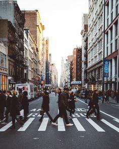 Manhattan, NYC / photo by Jacob Santiago
