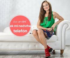 Telefonovanie - Čo urobiť ak mi nedvíha telefón - Martina Lamošová