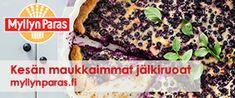 Kevennetty vanilja-mansikkakakku | Reseptit | Kinuskikissa Cake Decorating Techniques, Cakes, Desserts, Food, Tailgate Desserts, Deserts, Cake Makers, Kuchen, Essen