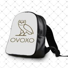 Drake Weeknd Xo Ovo Bowl` School Bag Backpacks