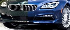 3.6s 2016 BMW ALPINA B6 xDrive Gran Coupe Updated With Latest 6-Series Tech and Style — Car-Revs-Daily.com