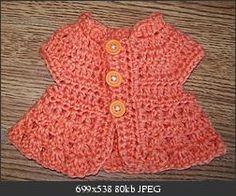 Shirt; free pattern; light ww yarn