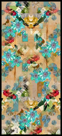 Design Seeds, Repeating Patterns, Recipe Cards, White Patterns, Textile Design, Textiles, Concept, Quilts, Orange
