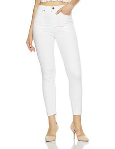 Indistar Womens Pure Cotton Stretchable Jeggings//Jeans Pack of 4
