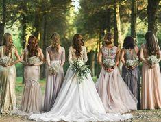 لمن يذهب بوكية الورد للعروس