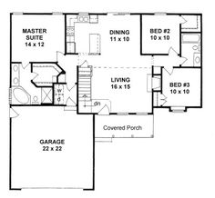 Country Historic House Plan 73886 Historic houses House and Cabin