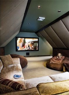 design-dautore.com: Home Movie Theaters