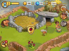 The Croods App by Rovio Entertainment Ltd.