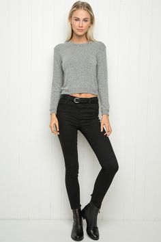 Brandy ♥ Melville | Sam Knit - Clothing