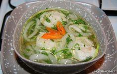 Không khó làm bánh canh chả cá ngon - http://congthucmonngon.com/114000/khong-kho-lam-banh-canh-cha-ca-ngon.html