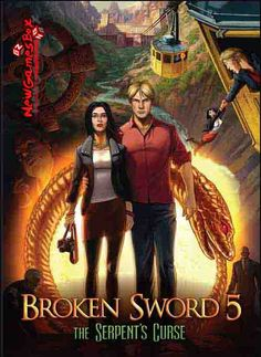 Broken Sword 5: The Serpents Curse PC Game Free Download Full Version