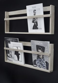 Magazine rack idea