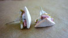 sandwich earrings / posts https://www.etsy.com/listing/153077282/miniature-sandwich-earrings?ref=shop_home_active