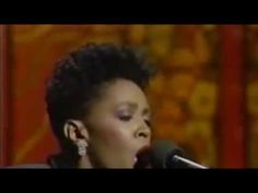 Anita Baker - Sweet Love... I have admired this lady for so long...classy