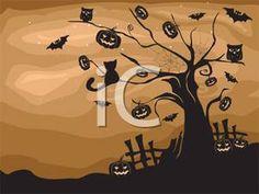 halloween scenes - Google Search