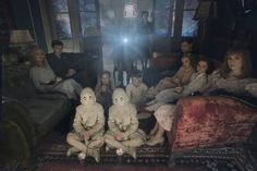 Miss Peregrine's Home for Peculiar Children Movie Image