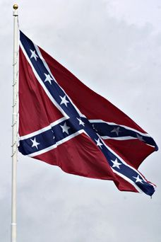 Confederate Battle Flag - A very historically misunderstood flag. Representing…