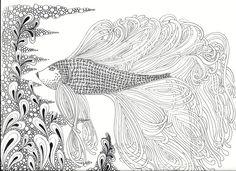 Lori Bradford's Art: Workin on getting my groove back.