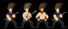 Amon Amarth-inspired headbanging! :-)