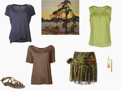 Start With Art: Shopping with Tom Thompson's Jackpine