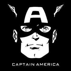 Minion Superhero Captain America Vinyl Decal Minion Superhero - Minion custom vinyl decals for car