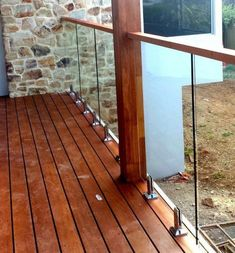 Remarkable Glass Railing Design for Balcony Fence – Glass Balcony Ideas – Balcony Decor Ideas