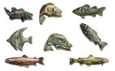 Incroyable Fishing Cabinet Knobs