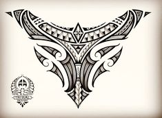 Posted by (rs tribal design) Polynesian inspired design. Maori Tattoos, Maori Tattoo Meanings, Polynesian Tribal Tattoos, Hawaiianisches Tattoo, Polynesian Tattoo Designs, Tribal Tattoos For Men, Tattoo Style, Maori Tattoo Designs, Neue Tattoos