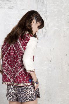 Me encantó la nueva colección Verano 16, mira lo nuevo en Rapsodiastore.com > Saco Doba Nash