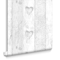 Browse our grey wallpaper today for a stylish backdrop to suit any room in the home. Grey Wallpaper, Heart Wallpaper, Wallpaper Ideas, Inspirational Wallpapers, Home Hacks, Love Heart, Fresco, Plank, Pink And Gold