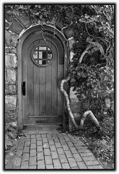 Cranbrook Garden Door