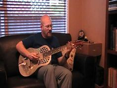 John The Revelator - on bottleneck blues guitar - YouTube