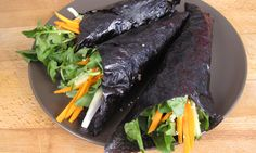 Nori Hand Rolls: A Nutritious Lunch in Minutes!