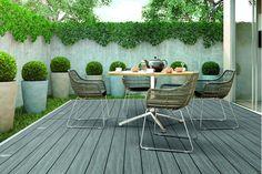"""Outdoor-Bodenbeläge aus Holz und WPC: WPC-Terrassendielen """"Colours Bali"""" von MYDECK"""