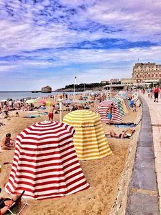 Mini Guía de Biarritz, Bienvenidos al Norte   Sisters and the City