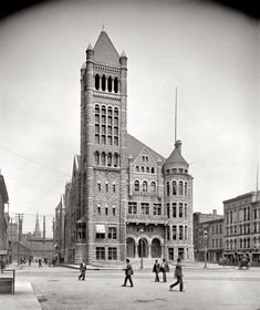Shorpy Historic Picture Archive :: Syracuse Bids You Welcome: 1904 high-resolution photo