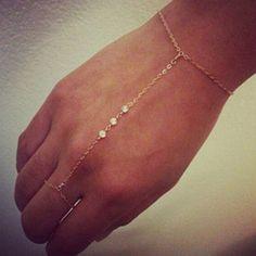Multi Bangle Slave Chain Link Interweave Dedo Anéis Pulseiras Arnês Mão Ouro Pulseiras ns18