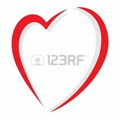 Red heart 18700294