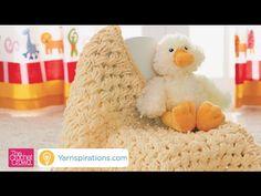 Puffy Baby Blanket - Crochet Patterns - Patterns | Yarnspirations