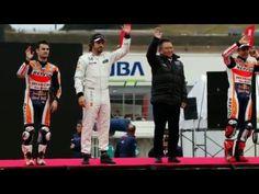 Honda Racing Thanks Day 2015 - Fernando Alonso  - Marc Marquez -  Dani P...