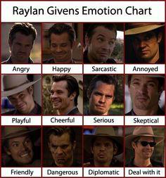 Justified. I love Raylan.