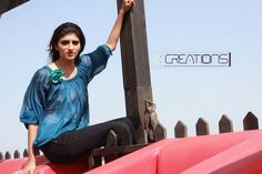 Creations Casual Dresses 2013 For Women 005
