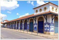 Um Olhar e Um Click: Mercado Municipal de Santarém