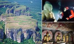 Encouraging travellers to ditch the museum and head off the beaten track, author Dana Arnold reveals to MailOnline Travel the world's best places to discover remote art and architecture.